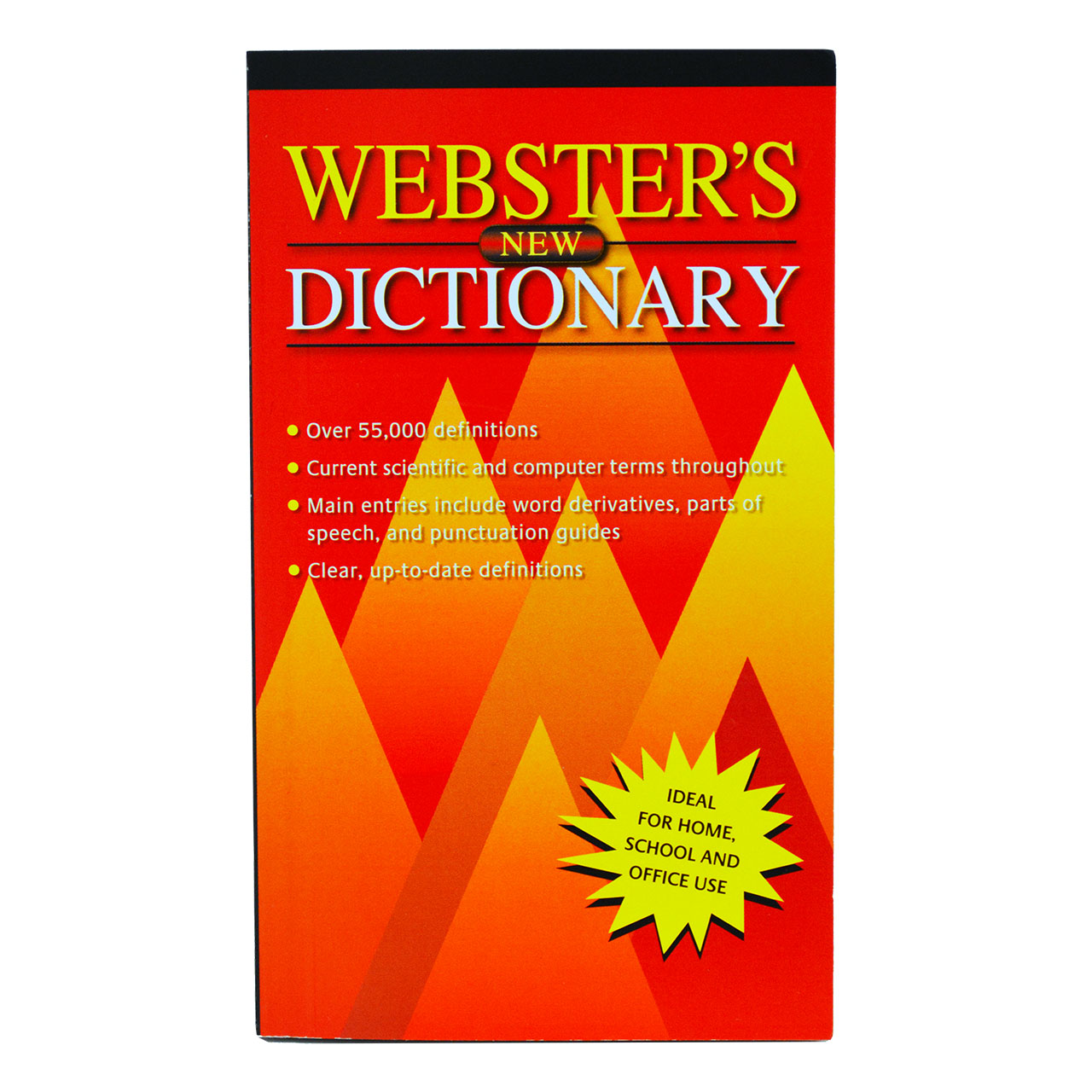 Webster Dictionary – English-English (002-0502) | Backpack