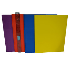002-3004 Folder (4) with Ruler