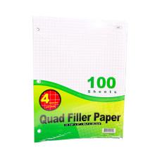 Quad Filler Paper