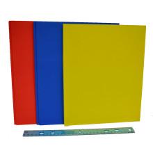 002-3003 Folder (3) with Ruler