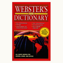 79513 Webster Dictionary