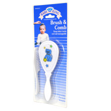 005-1850980 Infant Comb and Brush Set