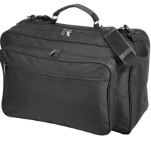 001-5112  3 Way Briefcase Backpack Carryon