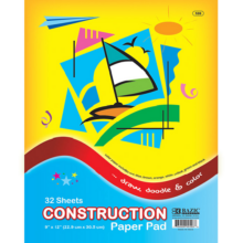 002-528 Construction Paper