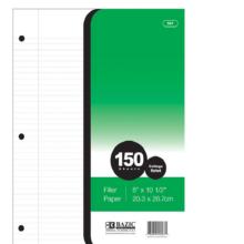 002-567 Filler Paper CR 150 sht