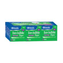 002-906   Invisible Tape Refill (12 Pk)