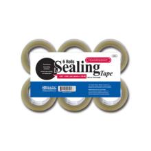 002-917 Sealing Transparent Tape 6 rolls