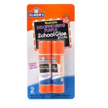 002-E515 Elmer's Glue Stick 2pk.