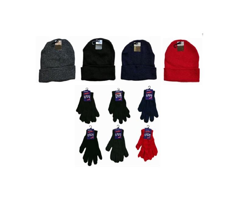 d3ea174e86b Children s Knit Hats and Magic Gloves Combo Packs (004-6019C-20C ...