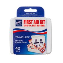 007-10523 First Aid Kit 42 pcs