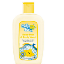 007-5081 Baby Hair and Body Wash 12 oz.