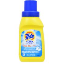 007-76301Tide Liquid Laundry Detergent, 10-oz.