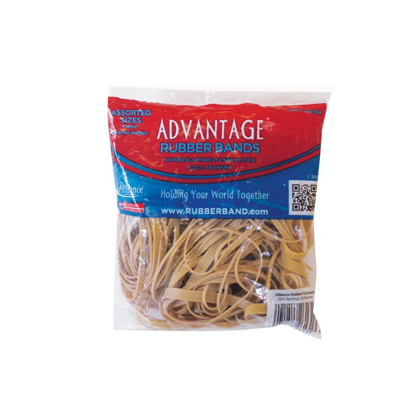 Advantage Rubber Bands Natural 002 06547 Backpack Gear