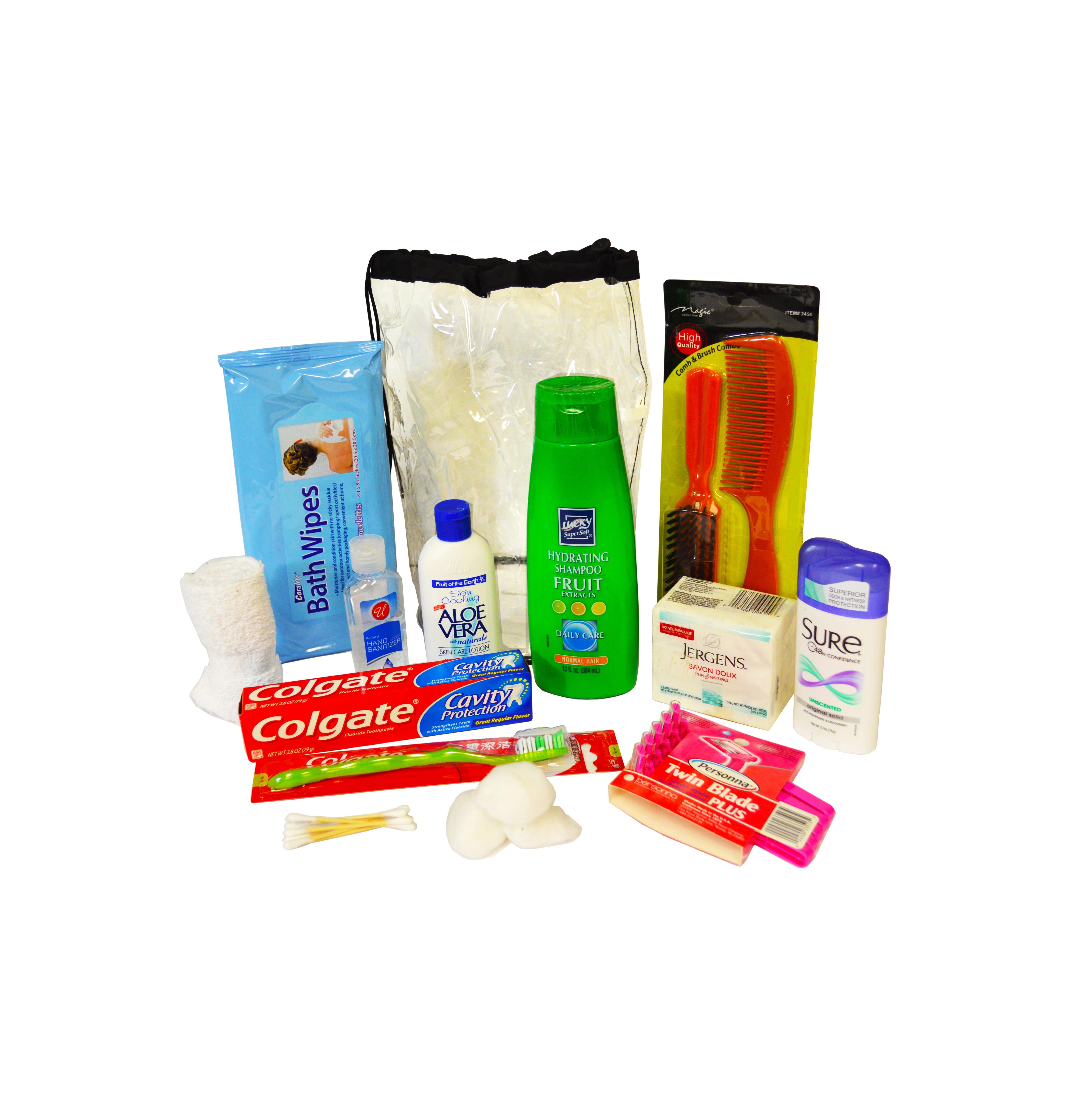 female hygiene kit 003 fhk 000 backpack gear inc. Black Bedroom Furniture Sets. Home Design Ideas