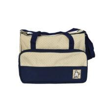 Navy Baby Bag
