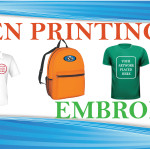 Screen Printing and Embroidery
